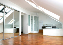 amenagement interieur - Sols, murs, plafonds